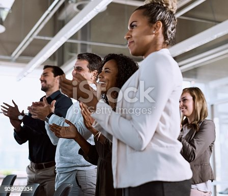 istock It was a passion inspiring presentation 938493934