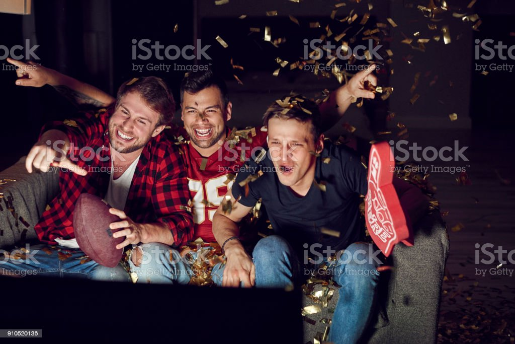 It was a significant victory stock photo