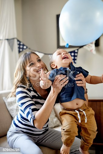 istock It wouldn't be a birthday party without balloon fun 529424794