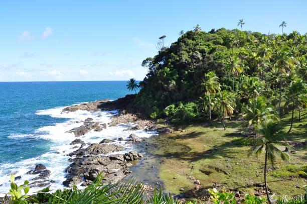 Itacaré Bahia Brasil - foto de acervo