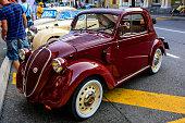 Italian 1938 fiat 500 Topolino