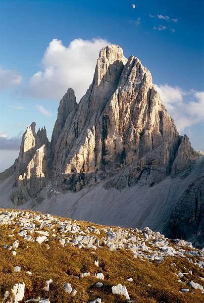 Italian Alps. Cima Dodici. stock photo