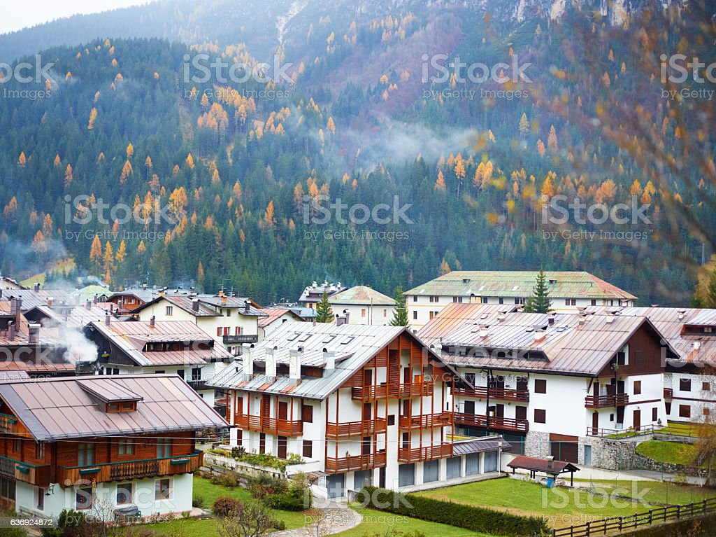 Alpi italiane - foto stock