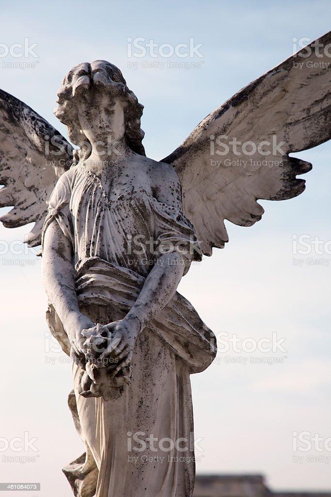Italian Angel royalty-free stock photo