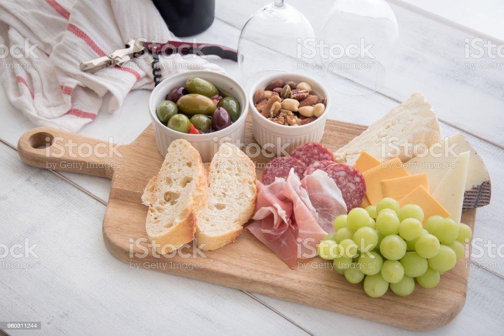 Italian Antipasto Platter Stock Photo Download Image Now Istock