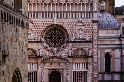 Italian architecture in Bergamo, Colleoni Chapel