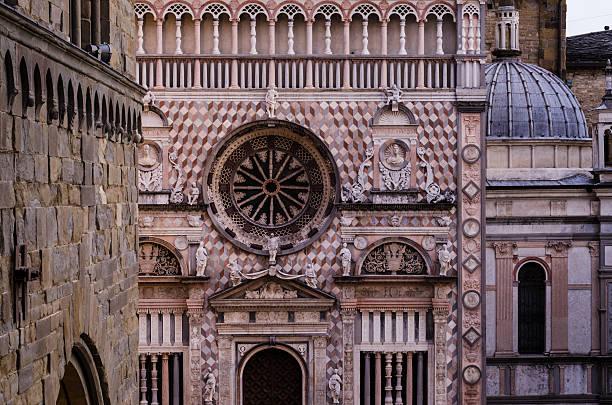 Italian architecture in Bergamo, Colleoni Chapel foto