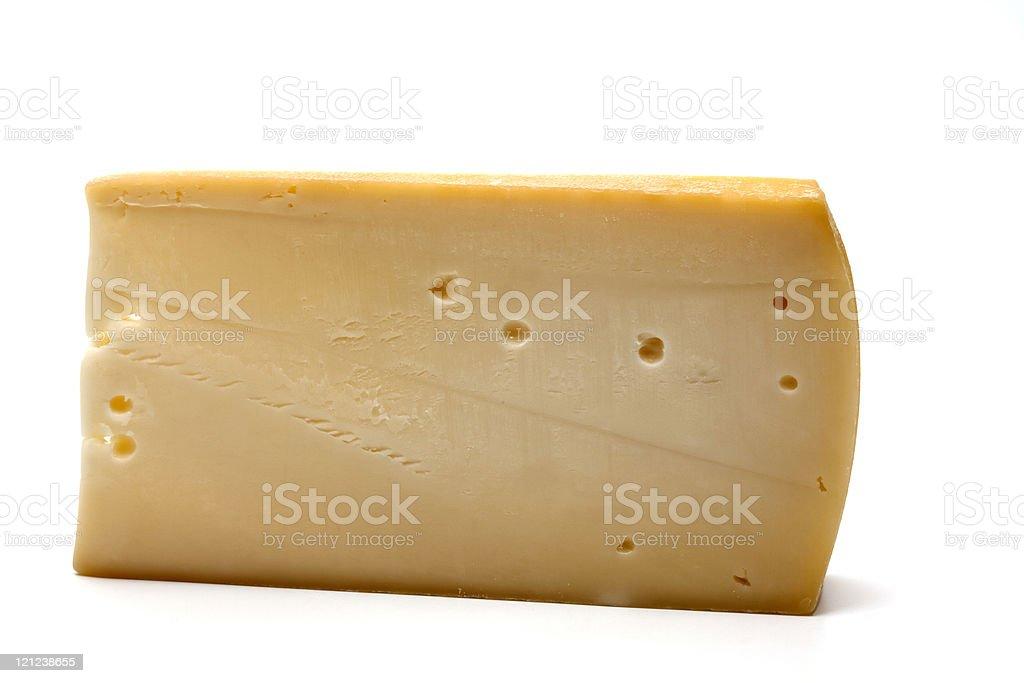 Italiano formaggio asiago - foto stock