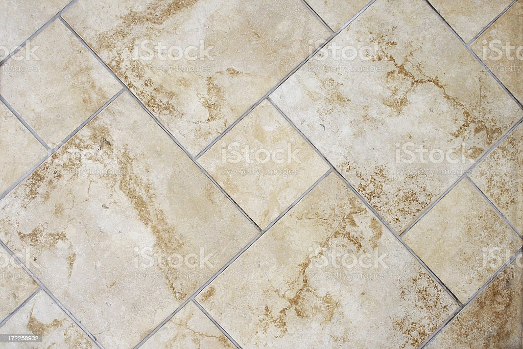 Italian ceramic tiles royalty-free stock photo