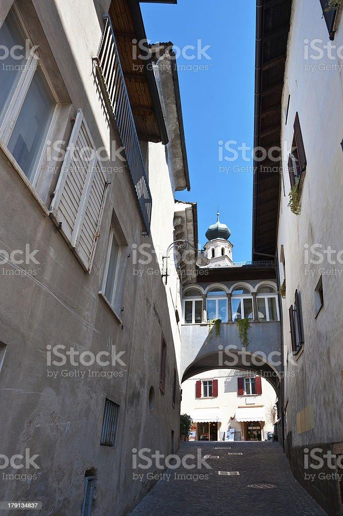 Italian City royalty-free stock photo