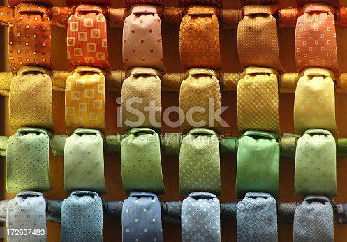 istock italian coloured ties 172637483