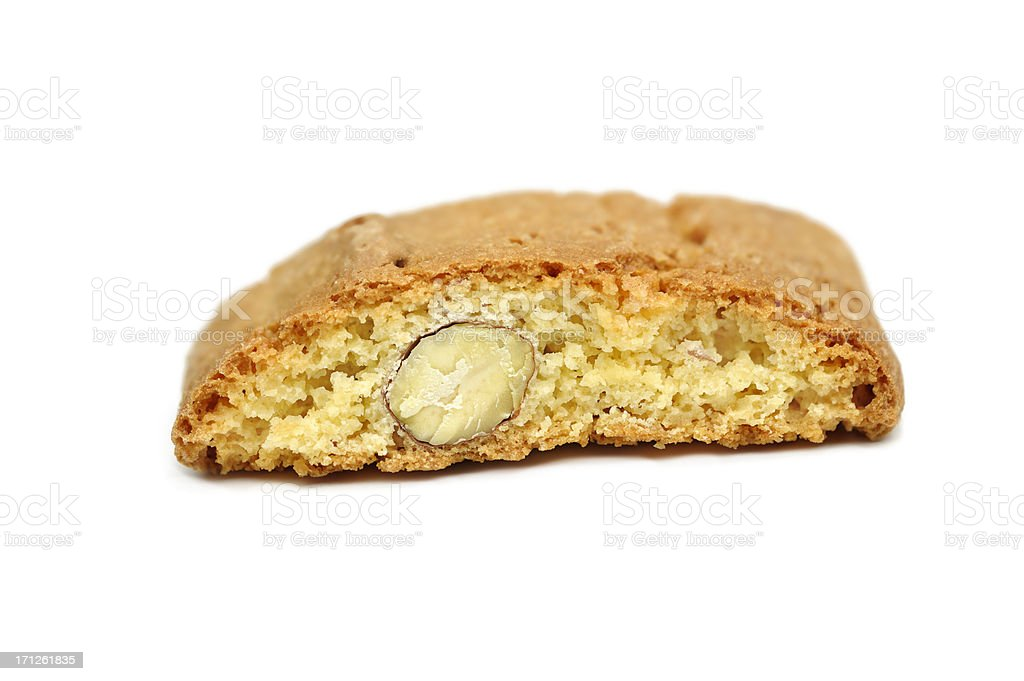 italian cookie royalty-free stock photo