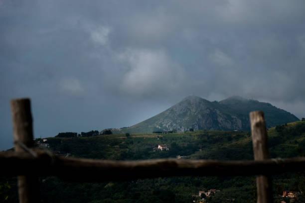 Italienische Landschaft  – Foto