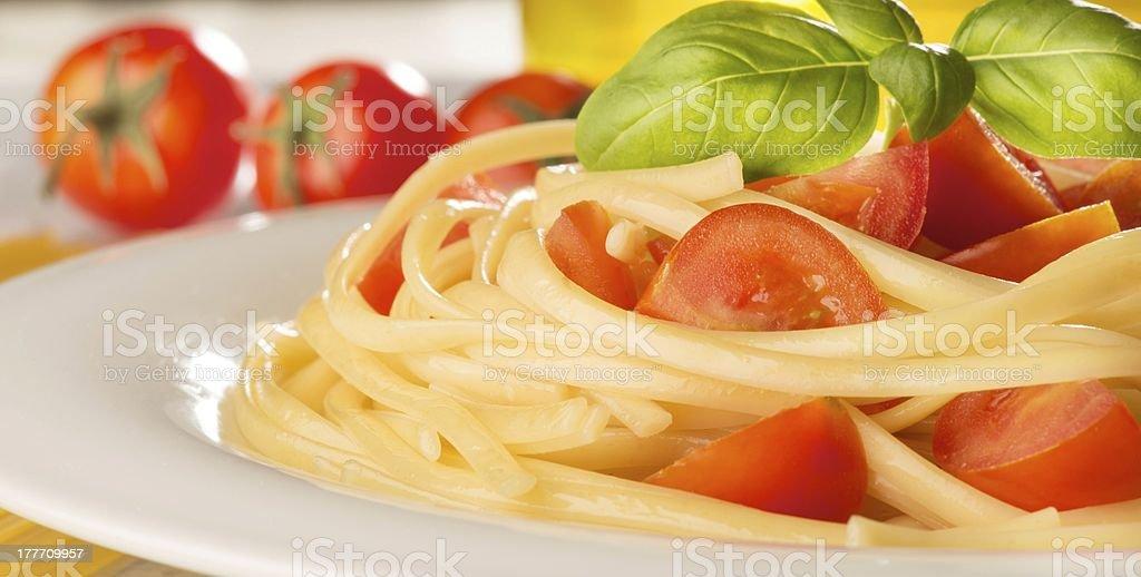 Italian cuisine royalty-free stock photo