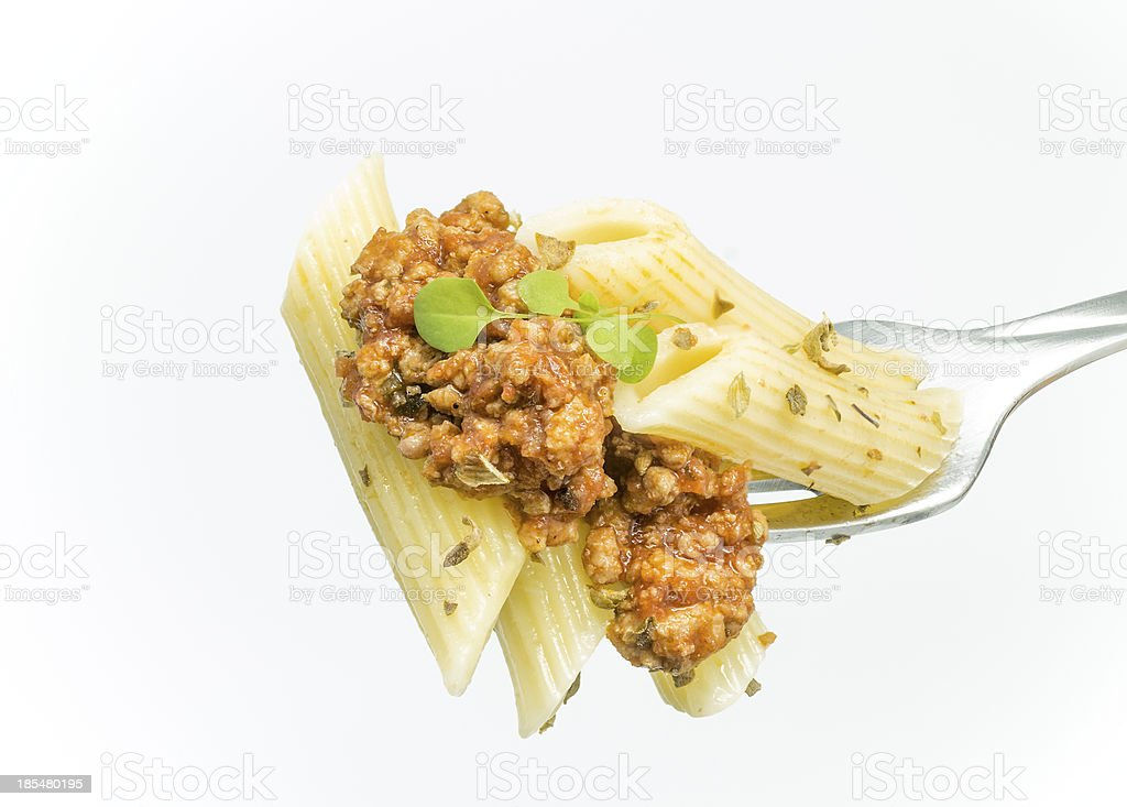 Italian flavor royalty-free stock photo
