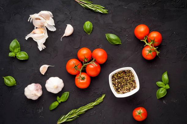 Italian food ingridients – zdjęcie