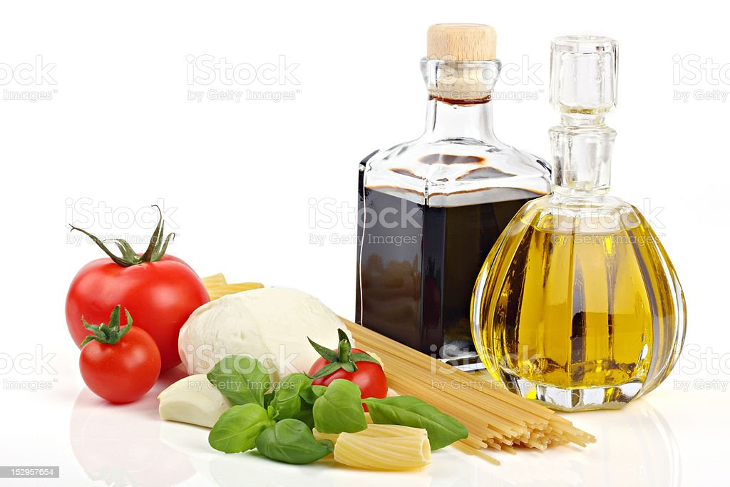 Italian food royalty-free stock photo