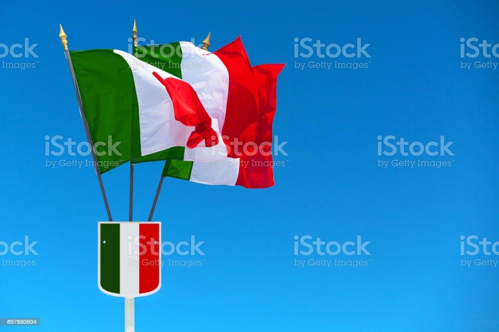 Italian government stock photo