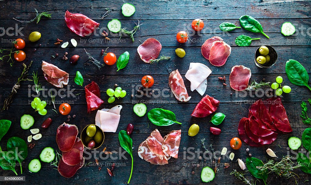 Jambon italien - Photo