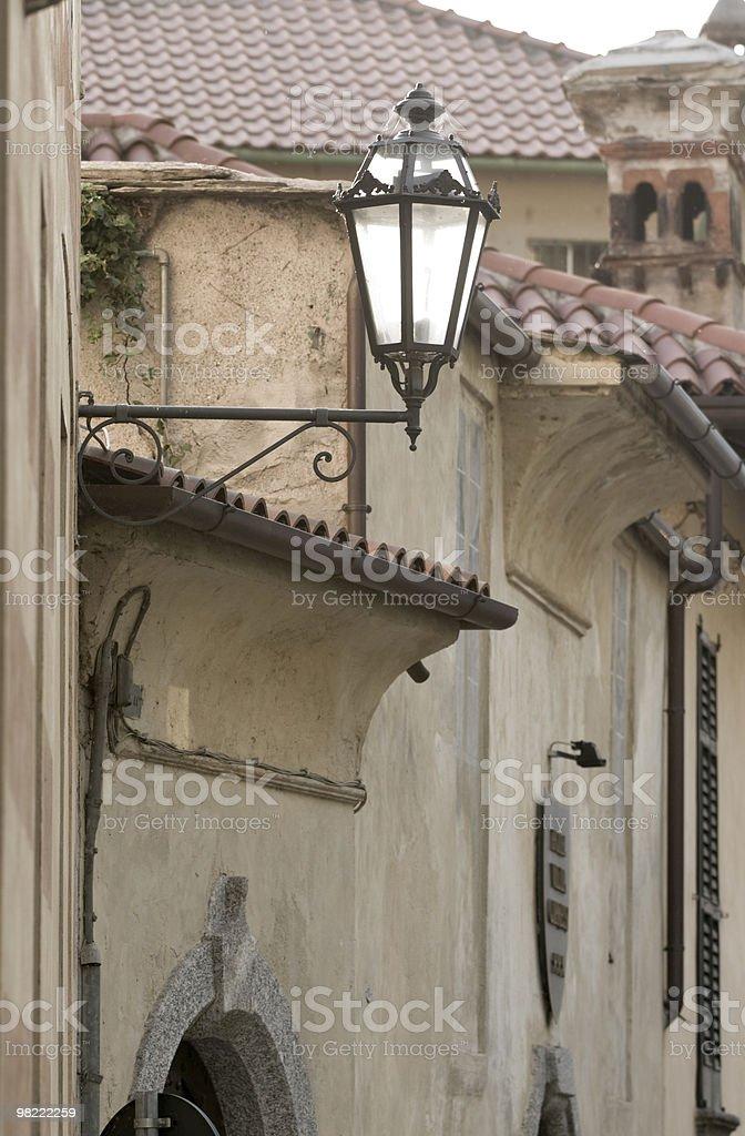 Italian Lamp royalty-free stock photo