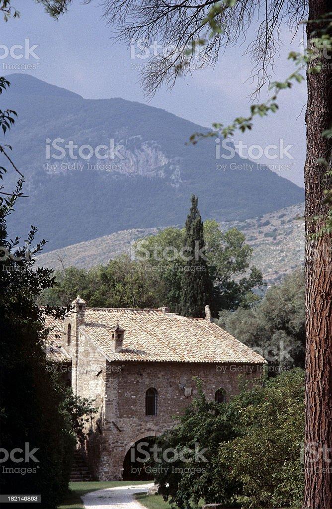 italian lifestyle royalty-free stock photo