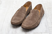 Italian Moccasin Loafers