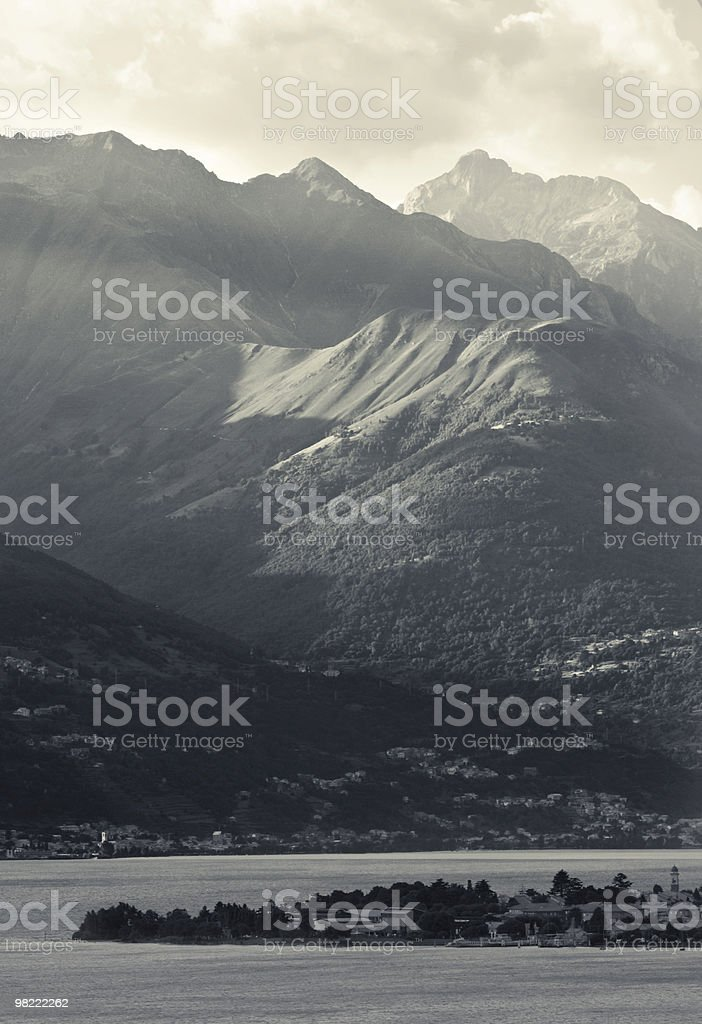 Italian Mountains royalty-free stock photo