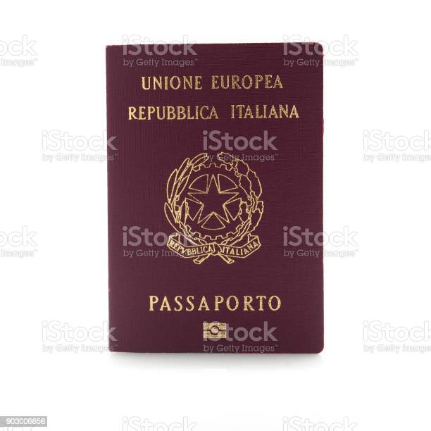 Italian passport isolated on white background picture id903006656?b=1&k=6&m=903006656&s=612x612&h=jqe03yfbuu8yhmsing3cz6mw8kyhwvir5wmiutorf8e=