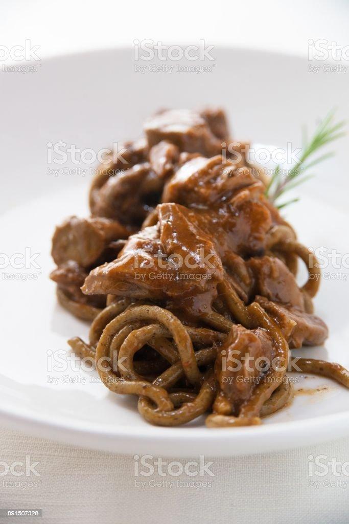 Italian Pasta - foto stock