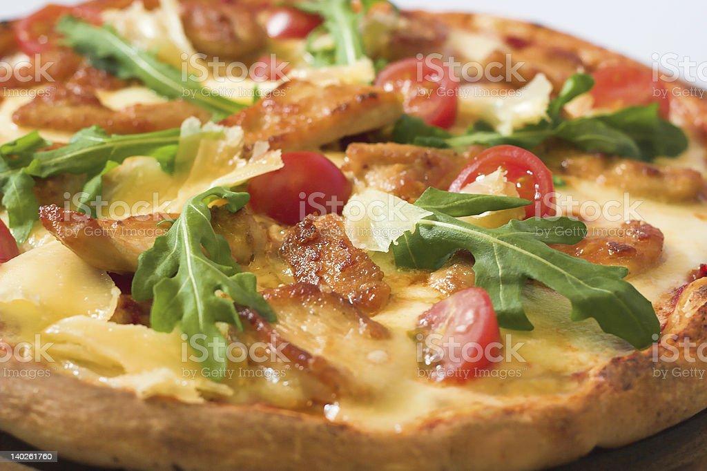 Italian Pizza 01 royalty-free stock photo