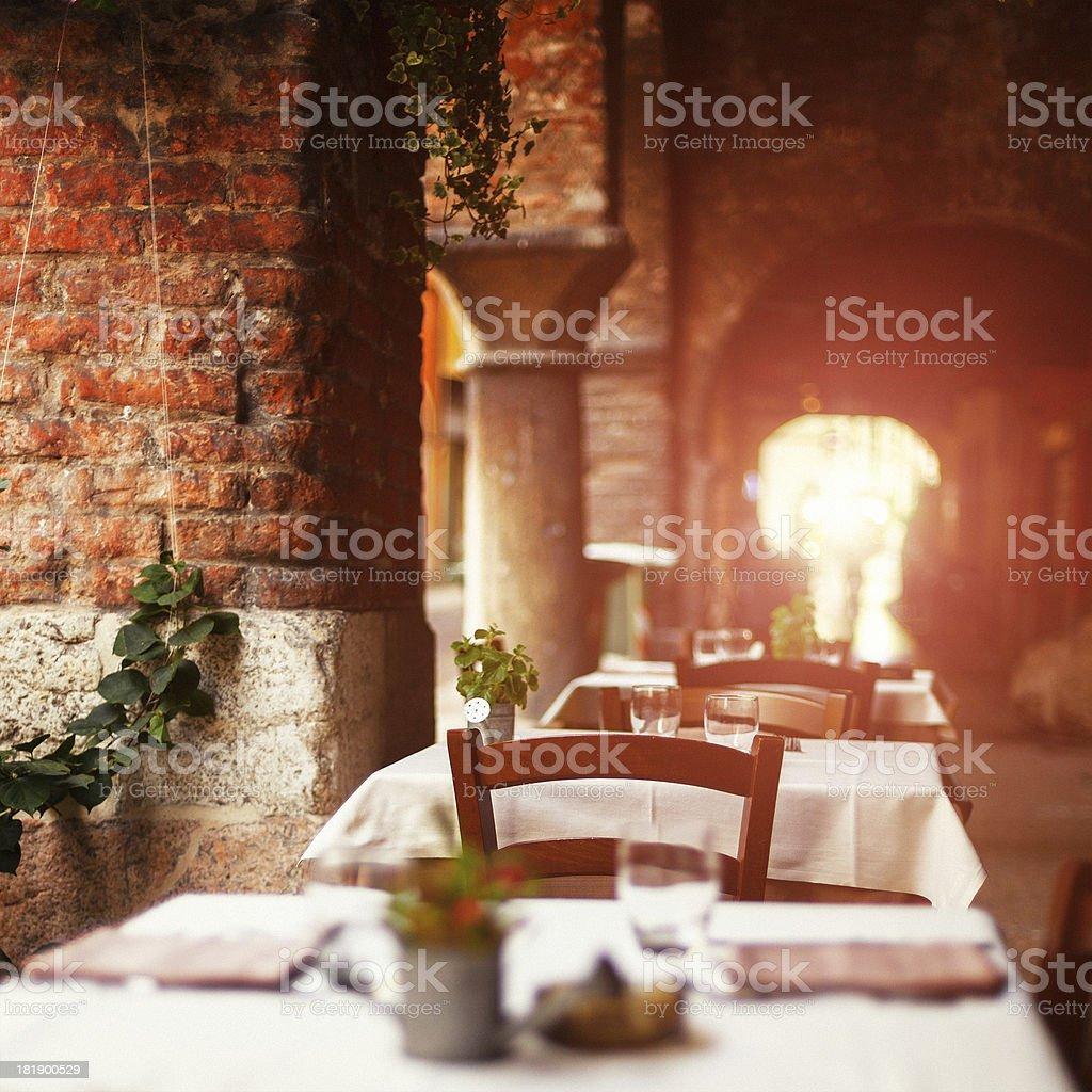 Italienisches Restaurant – Foto