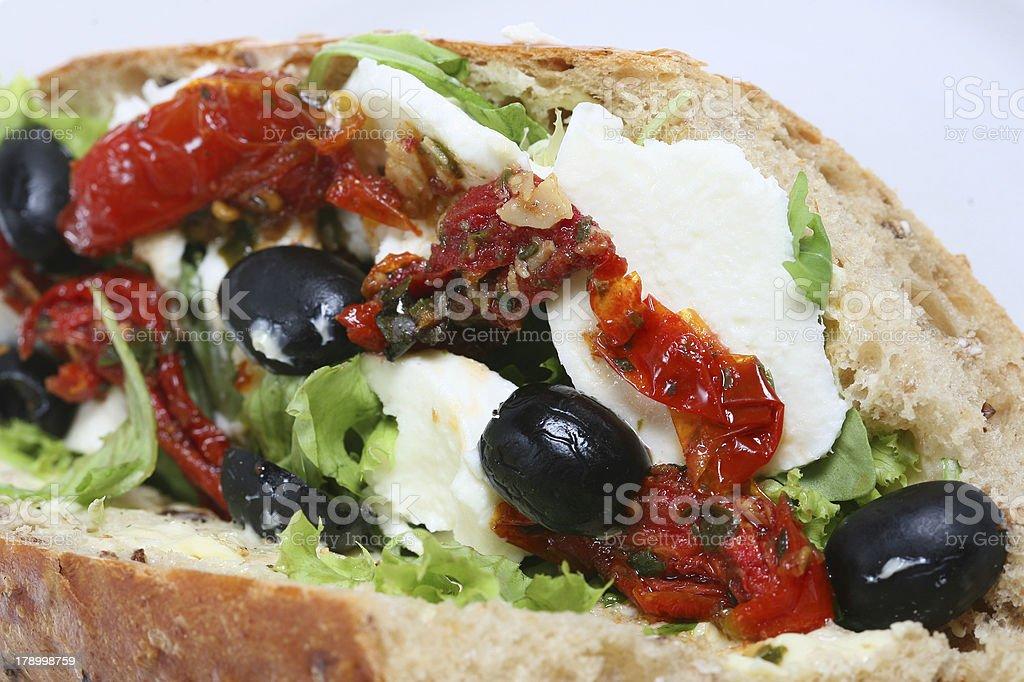 Italian Taste royalty-free stock photo