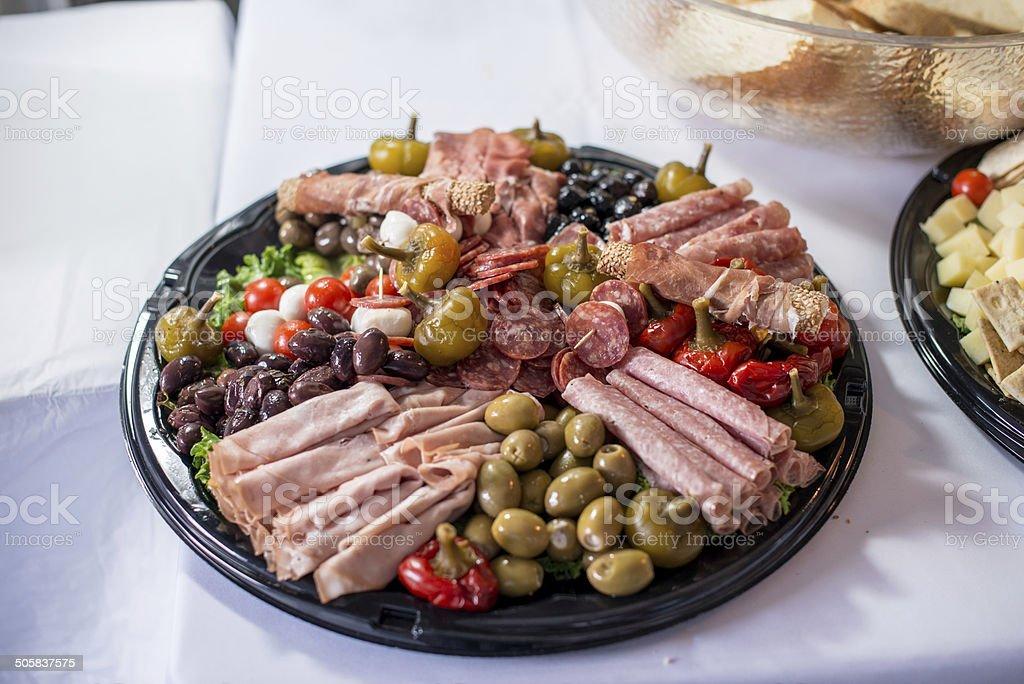 Italian Tray foto