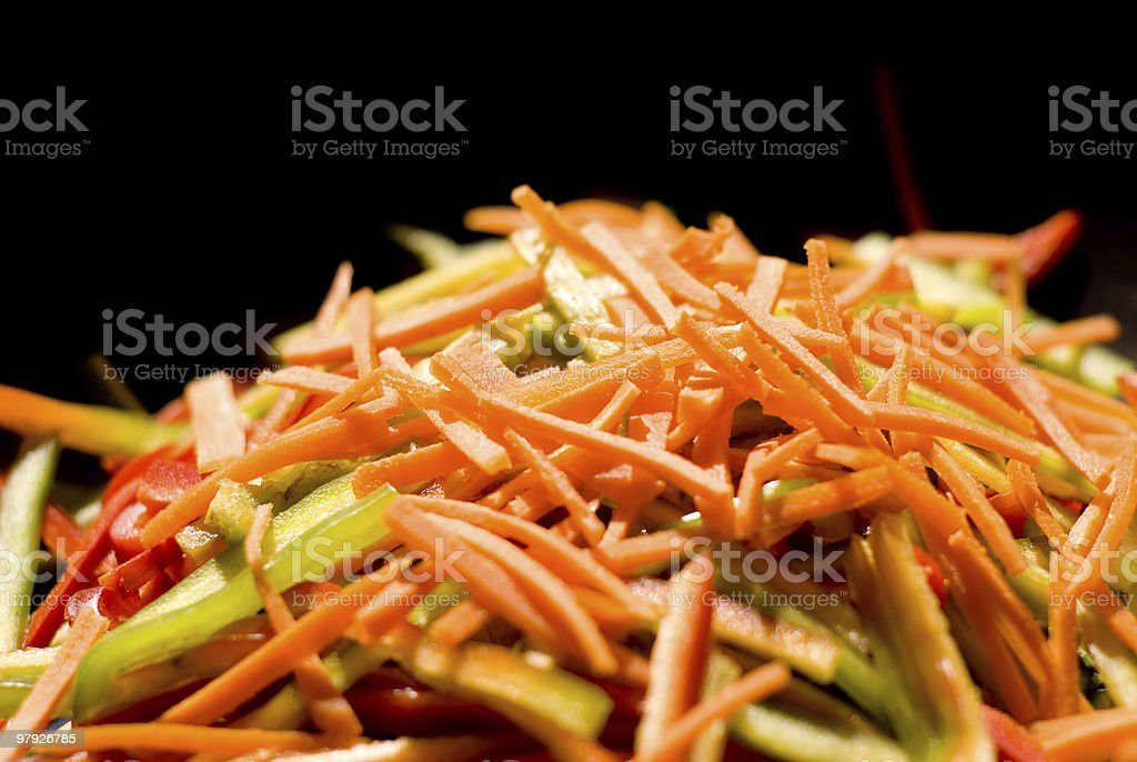 Italian vegetables royalty-free stock photo