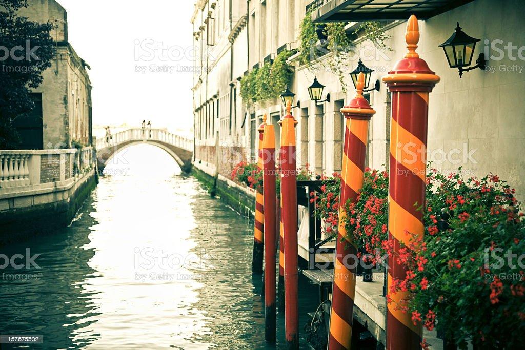 Italian Venezia royalty-free stock photo