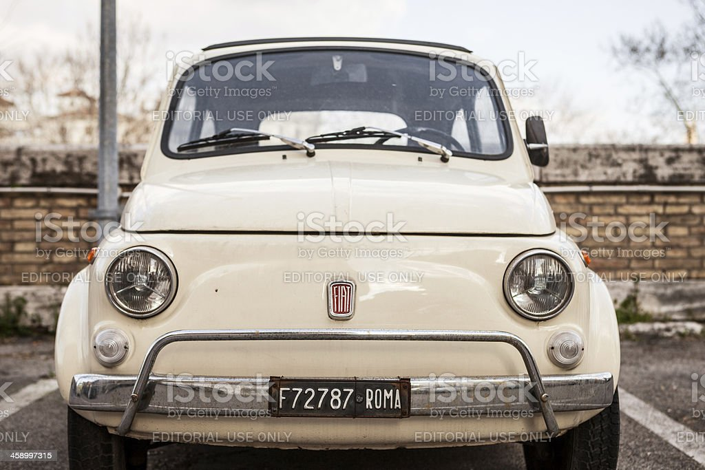 Italienische Vintage Classic Car – Foto