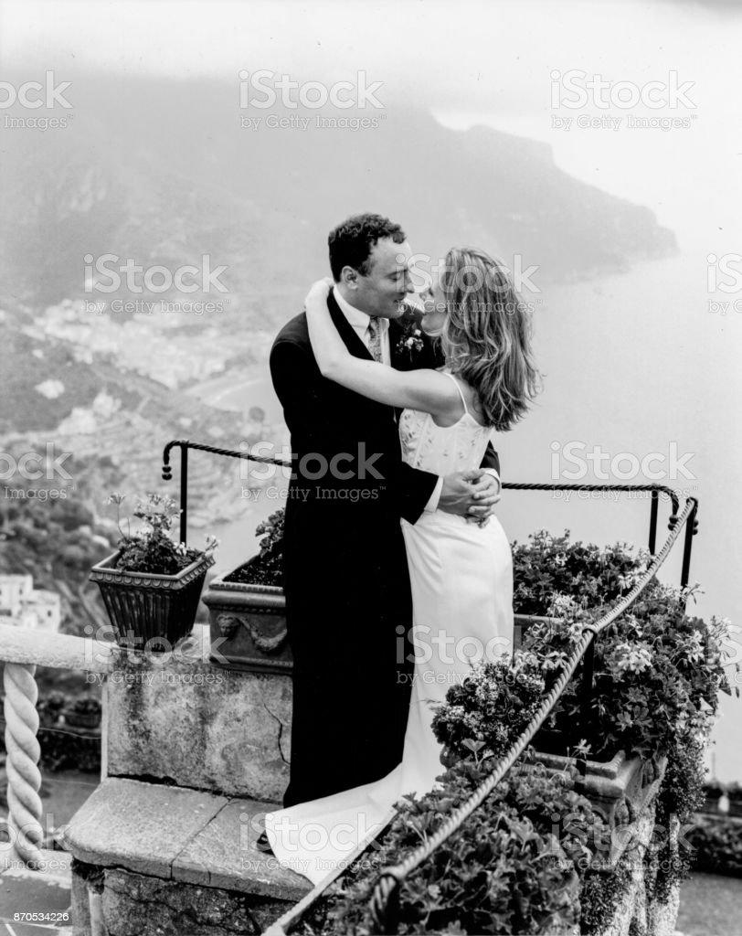 Italian Wedding stock photo