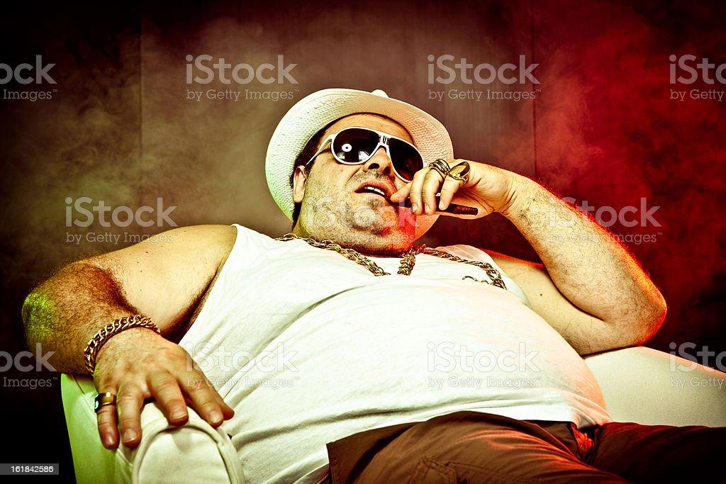 italo-américain boss Rappeur - Photo
