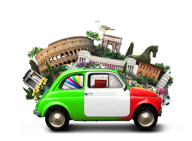 Italy, attractions Italy stock photo