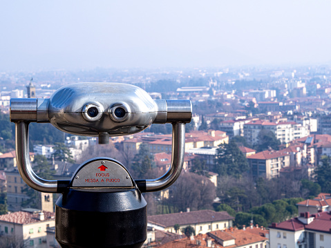 Italy, Bergamo.