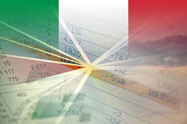 Italien Wirtschaft-Konzept – Foto