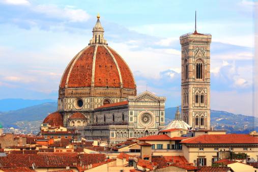 Italy Florence Santa Maria Del Fiore - Duomo di Firenze