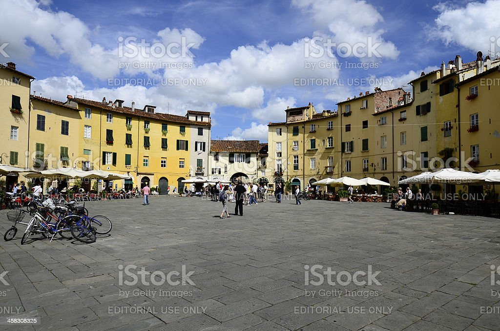 Italy, Lucca stock photo