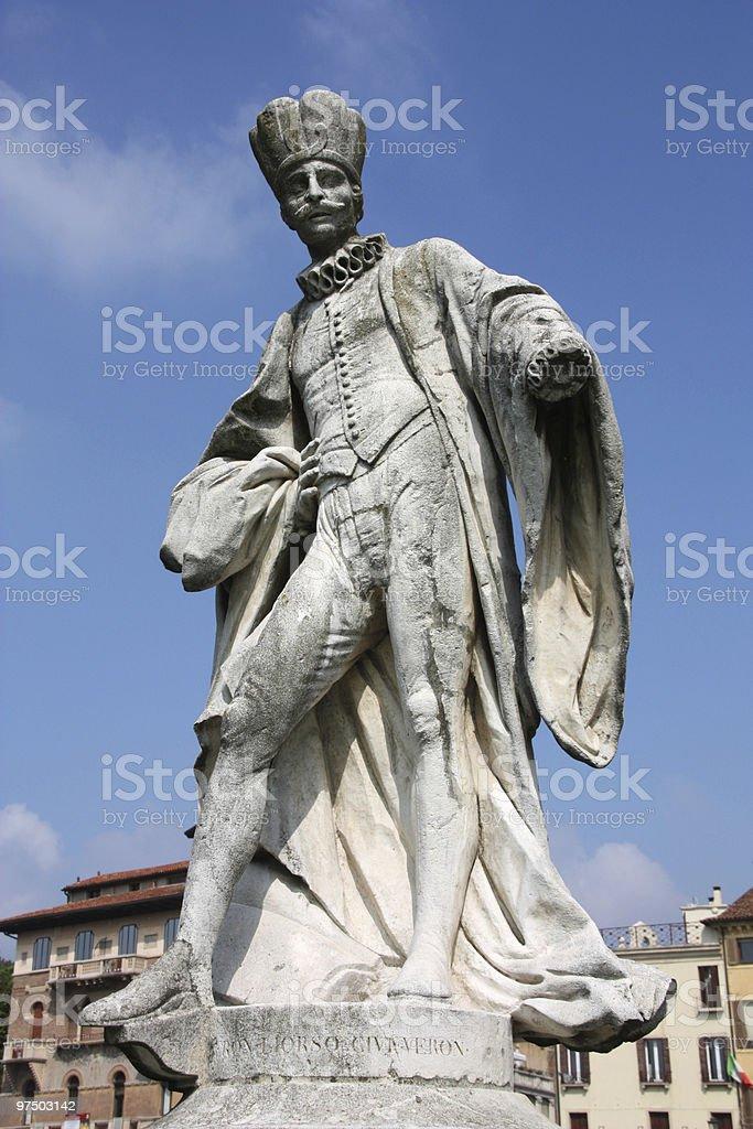 Italy monument royalty-free stock photo