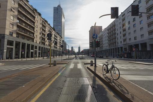 Italy On Coronavirus Lockdown