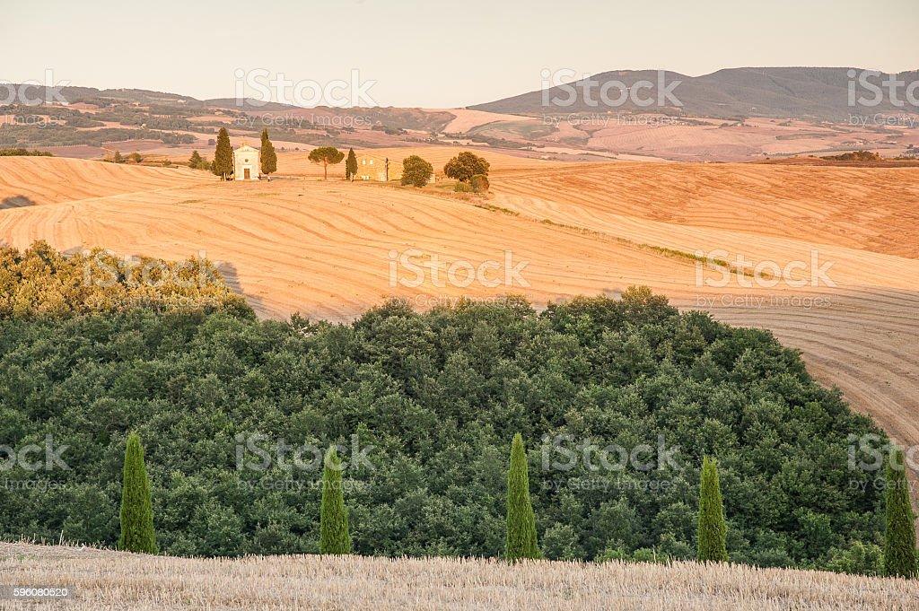 Italy (Tuscany) royalty-free stock photo