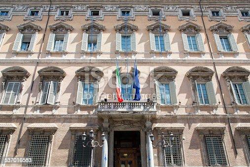 istock Italy - Rome, Palazzo Madama 537016583