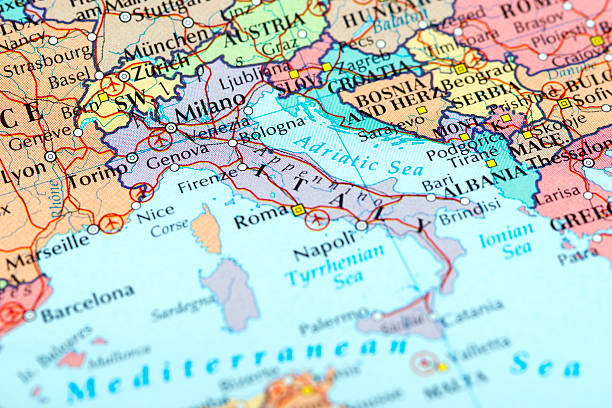 italia-milano - milan fiorentina foto e immagini stock
