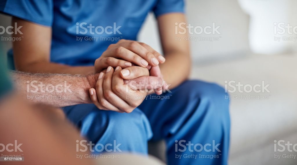 It'll be okay stock photo