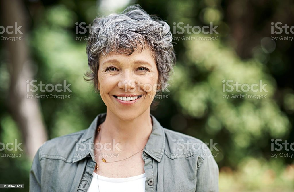 It's a beautiful day stock photo